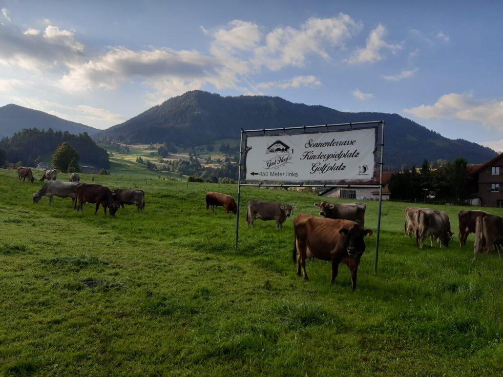 Golf Schweiz Luzern Biosphäre Entlebuch